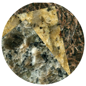 Granite in Over 40 Colours